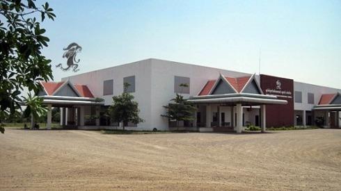 Government Bus Terminal, Poipet
