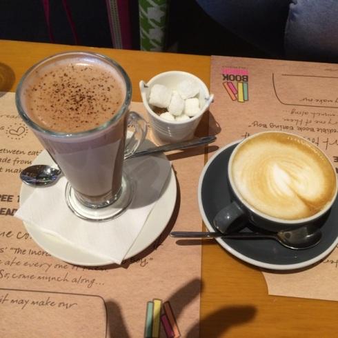 My Coffee :), Book Munch Cafe, Dubai